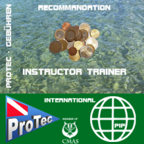 PROTEC RECOMMANDATION INSTRUCTOR TRAINER