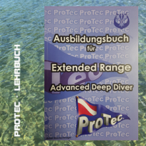 PROTEC EXTENDED RANGE - ADV. DEEP DIVER MANUAL