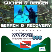 PADI SPEZIALKURS SEARCH AND RECOVERY DIVER