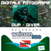 PADI SPEZIALKURS DIGITAL UNDERWATER PHOTOGRAPHER