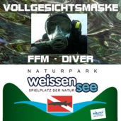 FULL FACE MASK DIVER